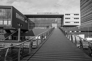Piet Heinkade - Muziekgebouw aan het IJ