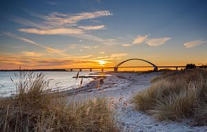 Brücke über den Fehmarnsund