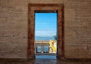 Monte Cassino, Lazio van