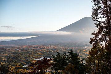 Berg Fuji, Japan von Manja Herrebrugh - Outdoor by Manja