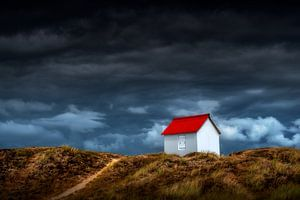 Het rode dak van