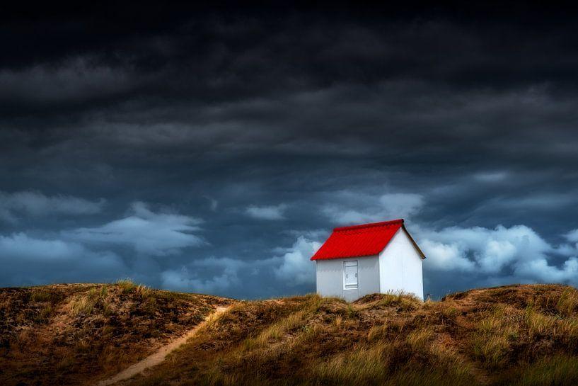 Het rode dak van Ruud Peters