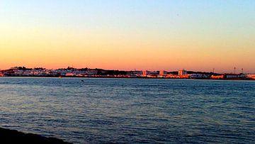Spaanse kust. van Ingrid Van Maurik