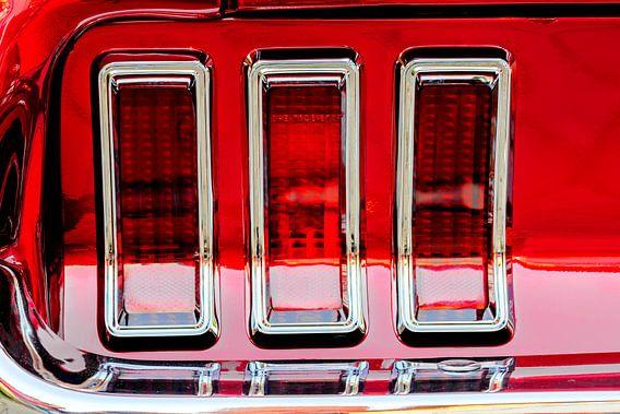 Ford Mustang van Rob Smit