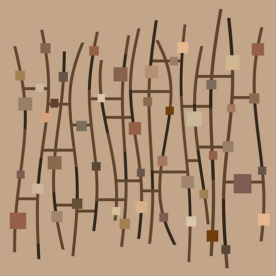 Composition Abstraite 698