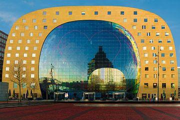 Markthal Rotterdam van Hans Boutkan