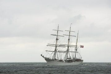 Statsraad Lehmkuhl  - Sail 2015 van Barbara Brolsma