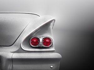 Amerikaanse oldtimer 1958 Bel Air