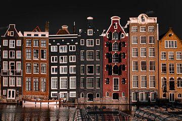 Un Amsterdam différent sur Victoria Barberien