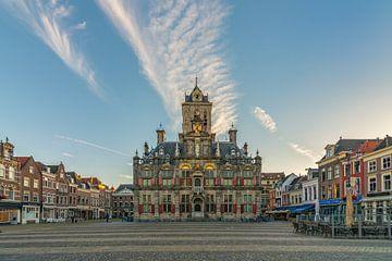 City Hall in Delft sur