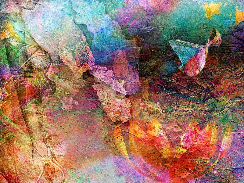 Elusive Dreams II von Jacky Gerritsen