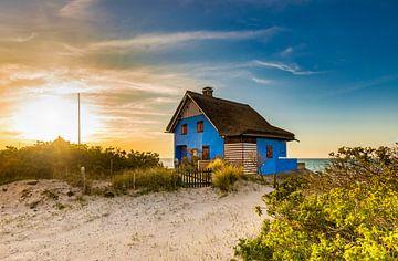 Het Blauwe Huis van Werner Reins