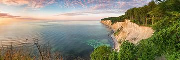 Kreidefelsen an der Ostsee zum Sonnenaufgang auf Rügen von Fine Art Fotografie