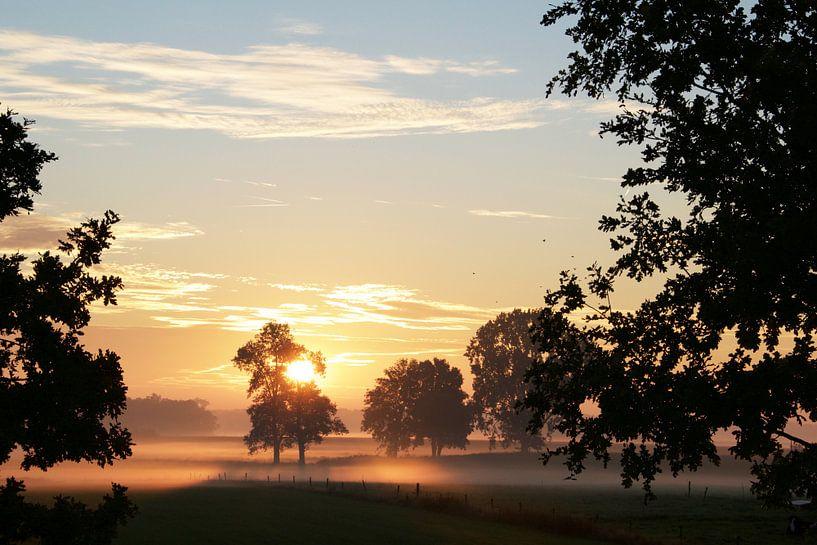 Magische zonsopkomst van Affect Fotografie