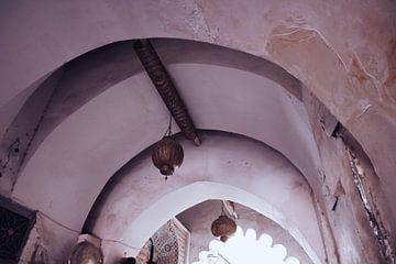 Roze sprookje Marrakesh van yasmin meraki