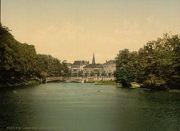 Binnen Amstel, Amsterdam sur Vintage Afbeeldingen