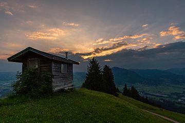 Sonnenaufgang am Mittag von MindScape Photography